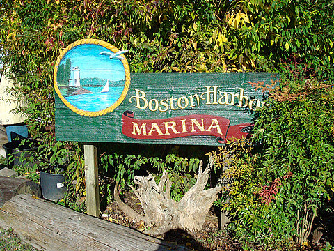 Boston Harbor Marina