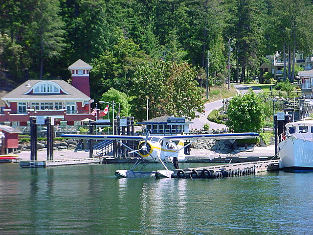 Bedwell Harbour Canada Customs