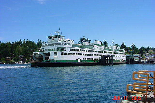 Ferry Friday Harbor To Orcas Island